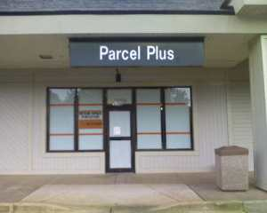 Without warning, Parcel Plus store 66 in Fairfax Station shut down.