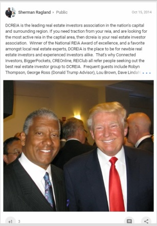 Trump and Ragland