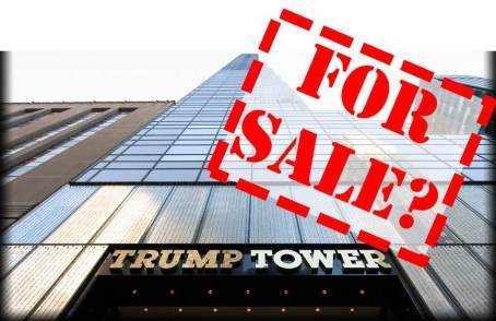 Trump Tower for Sale
